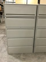 5 Drawer Lateral File by Haworth in Cary, North Carolina