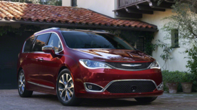 Very first plug-in hybrid minivan now available in Spangdahlem, Germany