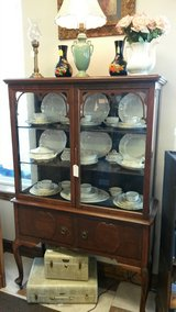 Queen Ann Style China Cabinet in Fort Leonard Wood, Missouri