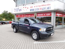 '14 Dodge Ram 1500 Tradesman 4×4 in Ramstein, Germany