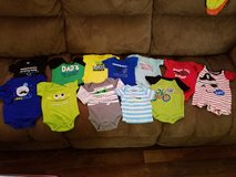 NEWBORN BOY clothes (BARSTOW) in Barstow, California