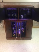 1941 Zenith repurposed Wine cabinet in Bolingbrook, Illinois