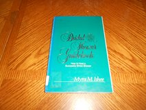 BRIDIAL SHOWER GUIDEBOOK in Fort Riley, Kansas