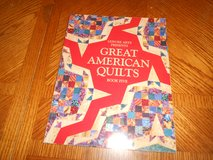 GREAT AMERICAN QUILTS NEW in Fort Riley, Kansas