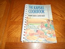 KANSAS COOKBOOK in Fort Riley, Kansas