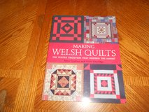 MAKING WELSH QUILTS NEW in Fort Riley, Kansas