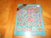 THE NEW SAMPLER QUILT BOOK NEW in Fort Riley, Kansas