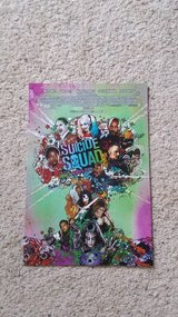 DC Suicide Squad Movie Poster - NEW in Camp Lejeune, North Carolina