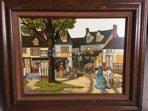Oil painting in Bolingbrook, Illinois