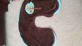 Boppy pillow with covers in Kingwood, Texas