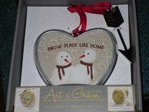 NIB art-a-gram heart in Chicago, Illinois