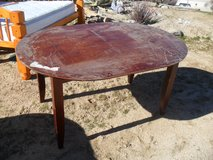 ^^^  Wood Dinning Table  ^^^ in Yucca Valley, California
