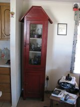 large curio or entryway cabinet in Alamogordo, New Mexico
