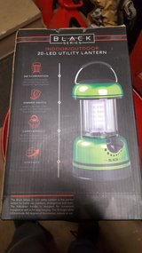 Led lantern in Lockport, Illinois