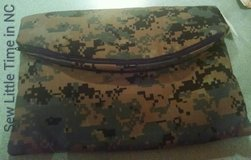 USMC MARPAT WOODLAND CLUTCH in Camp Lejeune, North Carolina