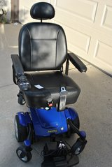 Jazzy Select Elite 6 Motorized Chair in Travis AFB, California