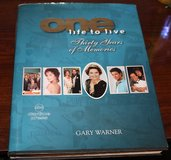 ONE LIFE TO LIVE soap opera book in Fort Campbell, Kentucky