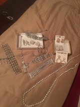 Rhinestones and crystal pieces in Fort Campbell, Kentucky