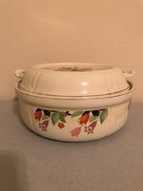 Halls Covered Casserole with Lid (Crocus) in Kingwood, Texas