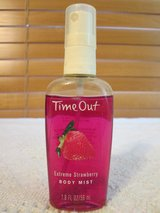 Time Out Extreme Strawberry Body Mist/Perfume in Cherry Point, North Carolina