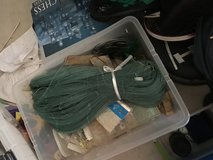TONS OF FISHING EQUIPMENT LINES SPOOL LAY GILL NET, HOOKS, LURES ALL HAVE TO GO PCS SALE!! in Okinawa, Japan