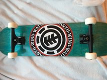BRAND NEW NEVER BEEN ROAD ELEMENT BOARD WITH THUNDER TRUCKS AND RICTA CRUSHER WHEELS in Okinawa, Japan
