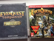 EverQuest Gamers Book Lot in Ramstein, Germany