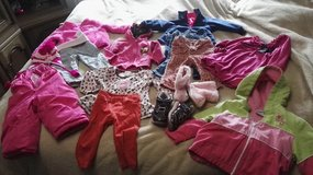 Clothing set for a girl in age 12-24mo in Ramstein, Germany