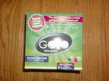 Portable - Golo Dice Game - 6+ years in St. Charles, Illinois