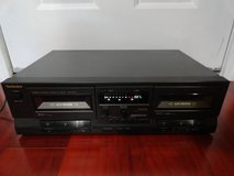 VINTAGE TECHNICS RS-TR311 DOUBLE CASSETTE TAPE DECK HX PRO in Fairfield, California