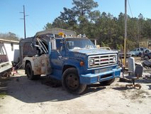 1974 CHEVY 60 SERIES WRECKER  101 AUTO SALES in Cherry Point, North Carolina