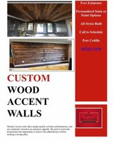 Accent Walls in Houston, Texas