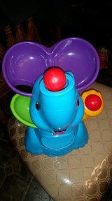 Fisher Price / Poppin Fun Elephant Toy in Fort Campbell, Kentucky