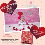 Valentines Day Mini Session in Lockport, Illinois