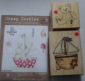 Baby Rubber Stamps Code BA1 in Lakenheath, UK