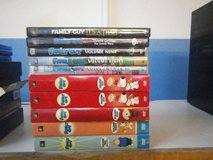 Family Guy Seasons 2,3,5,6,7,8,9 plus two others in Temecula, California
