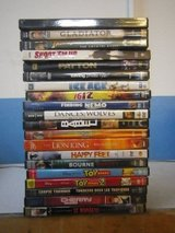 DVD's Kids and Adults in Temecula, California