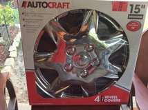 """15"""" wheel covers in The Woodlands, Texas"""