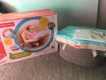 Healthy care deluxe booster seat- new in Fort Irwin, California