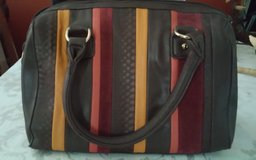 Striped Purse in Conroe, Texas