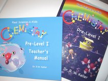 Pre-Level 1 Chemistry Books in Ramstein, Germany