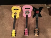 First Act Acoustic Guitar - Pink in Naperville, Illinois