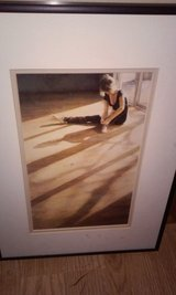 Framed/Matted Picture in Lockport, Illinois