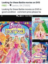 Looking for Barbie the princess and popstar in Lawton, Oklahoma