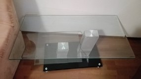 Glass living room table in Ramstein, Germany