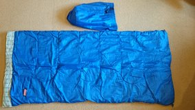 Coleman Youth Sleeping Bag in Okinawa, Japan