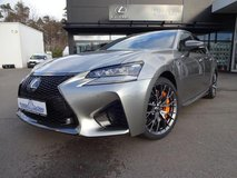 Lexus GS F, only one available in Europe...available exclusively at Pentagon Car Sales in Ramstein, Germany