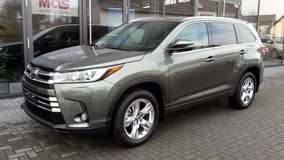 2017 TOYOTA HIGHLANDER LIMITED AWD 48 HOURS DELIVERY in Spangdahlem, Germany