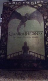 GAME OF THRONES.     Seasons 1-6 DVDs in bookoo, US