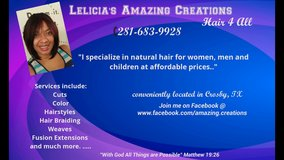Lelicia's Amazing Creations in Baytown, Texas